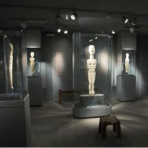 Museum für kykladische Kunst