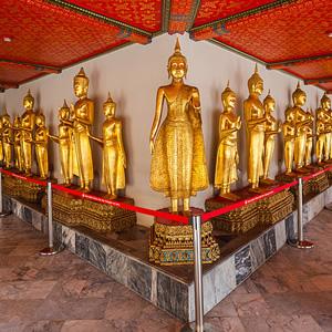 Wat Pho (Tempel des ruhenden Buddha)