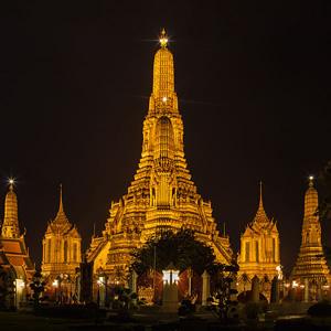 Wat Arun (Der Tempel der Morgenröte)