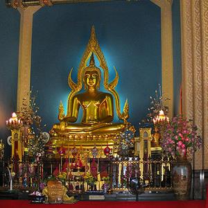 Wat Benchamabophit (Der Marmortempel)