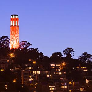Telegraph Hill / Coit Tower