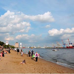 Övelgönner Strand