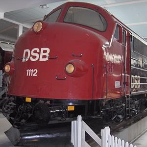 Dänisches Eisenbahnmuseum