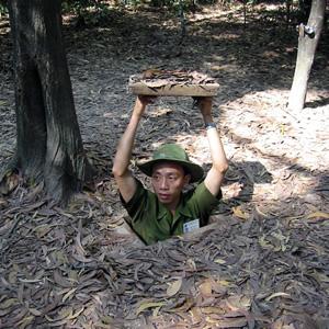 Tunnel von Củ Chi