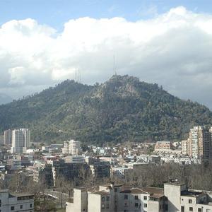 Cerro San Cristóbal (Santiago de Chile)