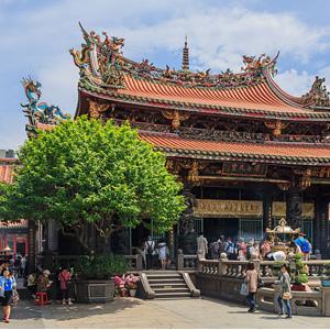 Mengjia Longshan-Tempel