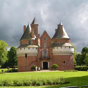 Burg Rambures