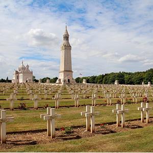 Französischer Nationalfriedhof Notre-Dame-de-Lorette