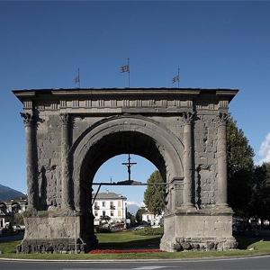 Augustusbogen (Aosta)