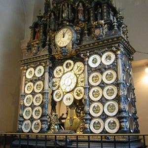 Astronomische Uhr von Besançon
