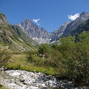 Nationalpark Écrins