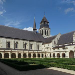 Abtei Fontevrault