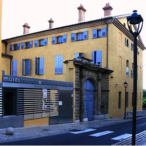 Musée internationale de la Parfumerie (Parfümeriemuseum)