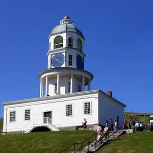 Uhrturm von Halifax