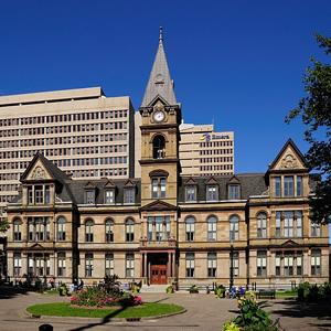 Rathaus Halifax