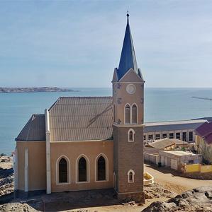 Felsenkirche (Lüderitz)