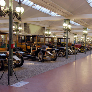 Cité de l'Automobile – Musée National – Collection Schlumpf