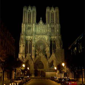 Kathedrale Notre-Dame de Reims