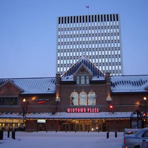 Midtown Plaza (Saskatoon)