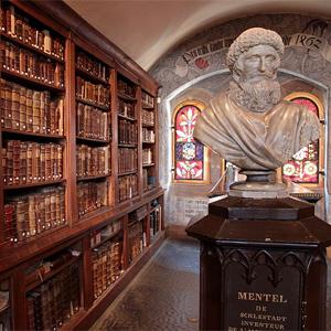 Humanistenbibliothek in Schlettstadt