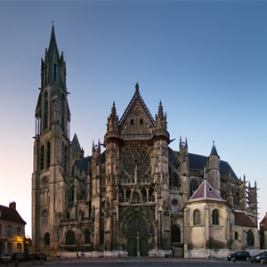 Kathedrale von Senlis