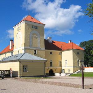 Burg des Deutschen Ordens