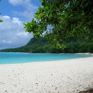 Champagne Beach
