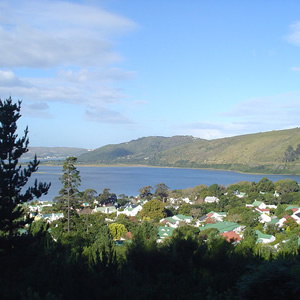 Knysna National Lake Area
