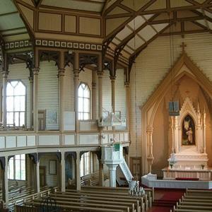 Kirche von Heinävesi