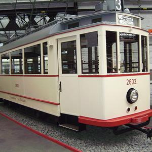 Musée des Transports en commun du Pays de Liège
