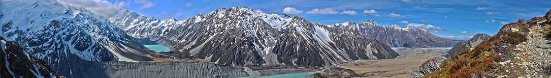Mount-Cook-Nationalpark (Neuseeland)