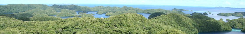 Rock Islands von Palau