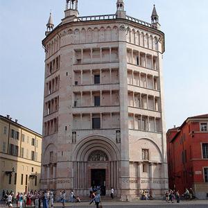 Battistero di Parma