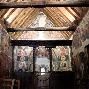 Bemalte Kirchen im Gebiet von Troodos