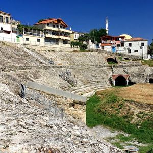 Amphitheater von Durrës