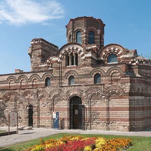 Christos Pantokrator Kirche
