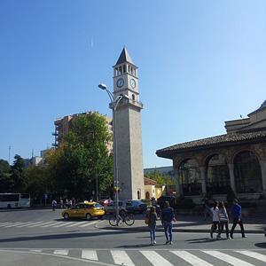 Uhrturm von Tirana