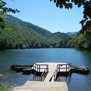 Nationalpark Biogradska Gora